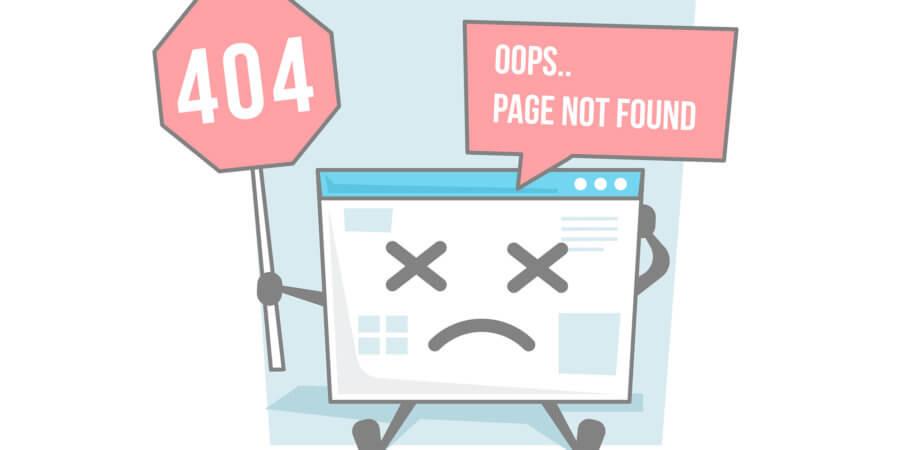 SEO Snippets от Google : ошибки 404 и поискового ранжирования SEO